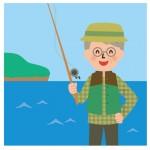 定年になってからの釣りの趣味