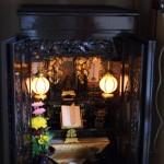 仏壇のお洗濯 ビフォー・アフター
