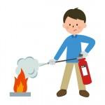 消火器の処分と消火器詐欺